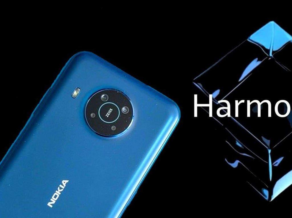 Nokia Bantah Akan Pakai HarmonyOS untuk Ponselnya