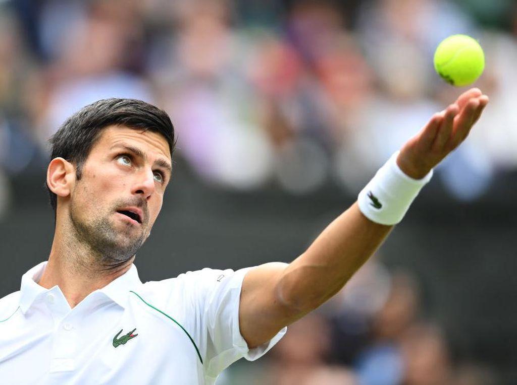 Wimbledon 2021: Djokovic dan Murray Pijak Babak Ketiga