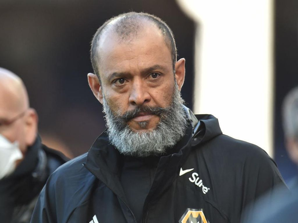 Sah! Tottenham Tunjuk Nuno Espirito Santo sebagai Manajer Baru