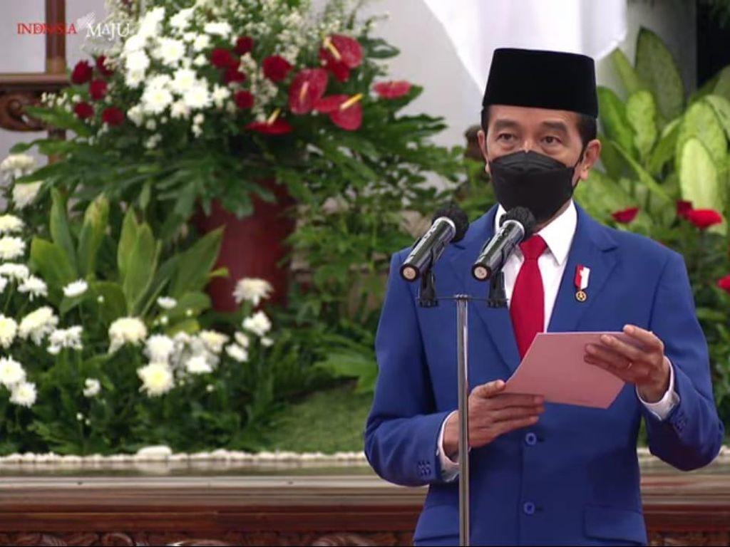 Hari Bhayangkara, Jokowi Minta Polri Berwajah Ramah hingga Presisi