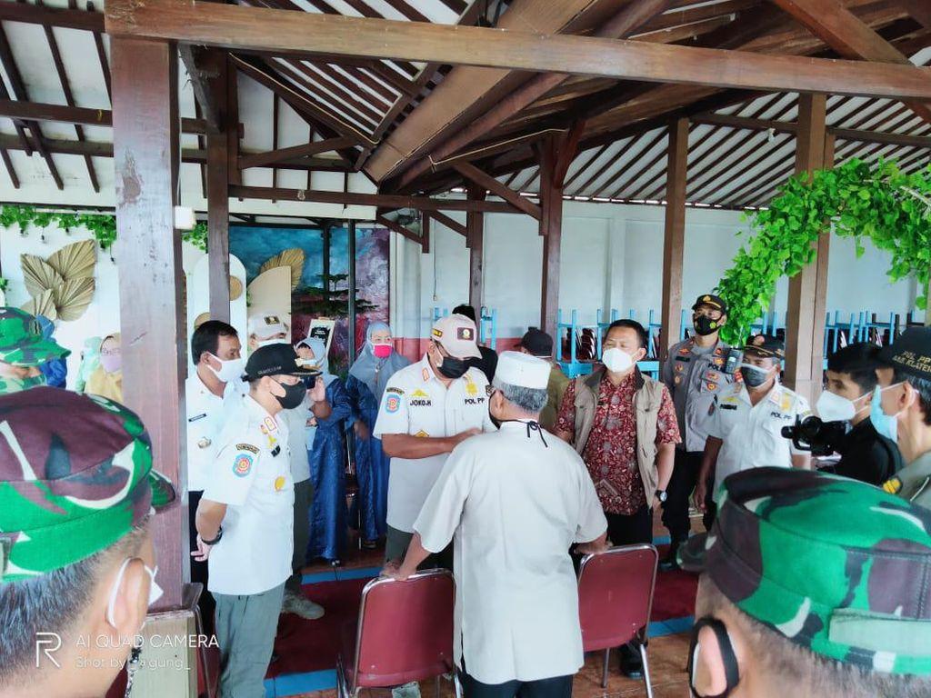 Nekat Undang 700 Orang, Hajatan di Klaten Dibubarkan Satgas Corona