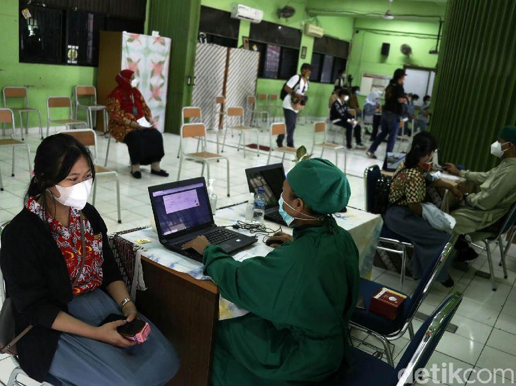 Target 1,3 Juta saat Vaksinasi Corona untuk Anak Dimulai di Jakarta