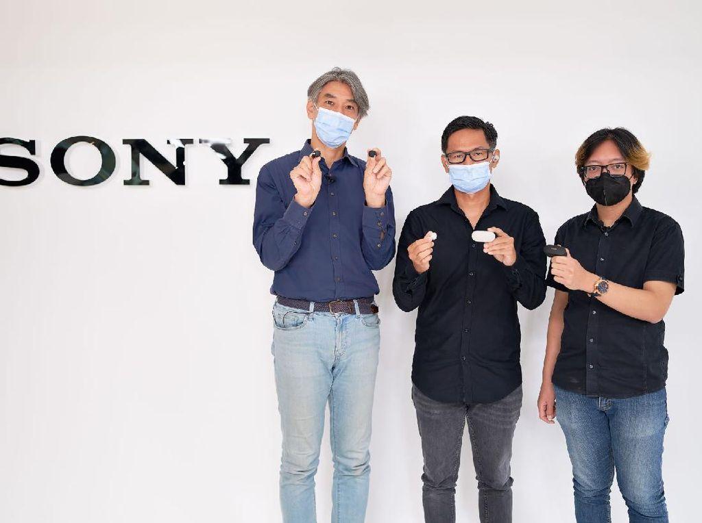 Sony WF-1000XM4 Dirilis di Indonesia, Harganya Rp 4 Juta