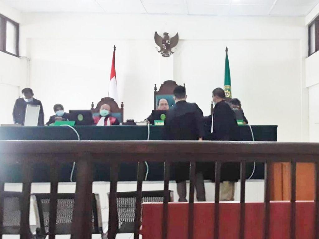 Pembunuh PSK di Hotel Palembang Dituntut 15 Tahun Penjara