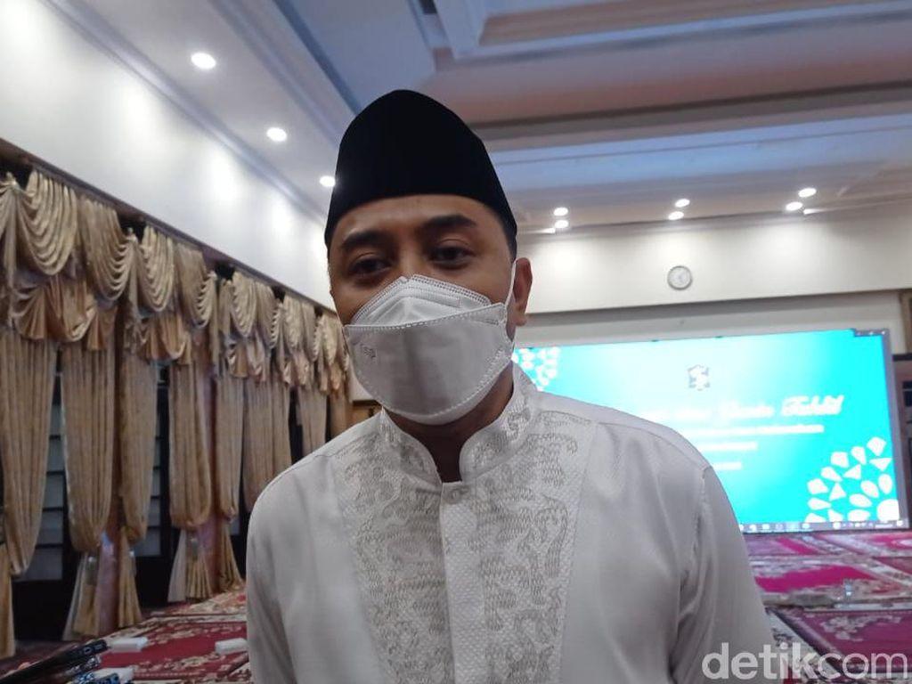 Surabaya Tunggu Vaksin untuk Anak Usia 12-17 Tahun