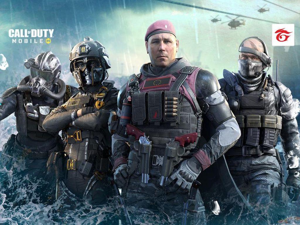 Battle Pass S5 Call of Duty: Mobile Telah Hadir, Cek Item Baru Sekarang!