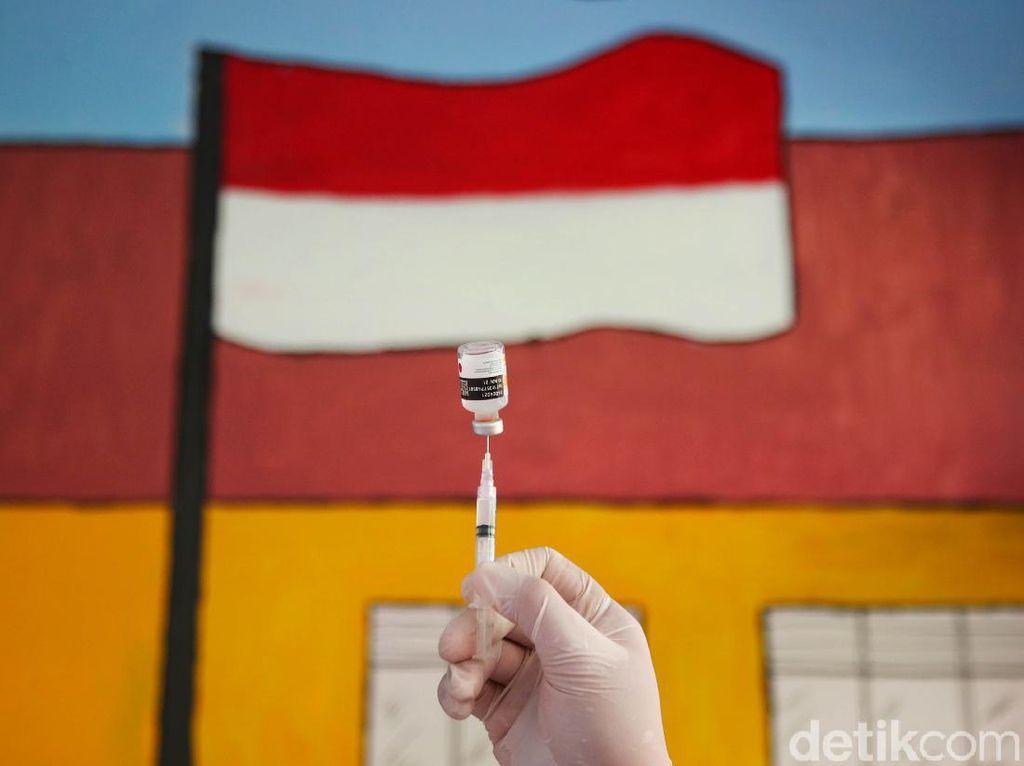 Masalah Stok hingga Hoax Jadi Kendala Vaksinasi di Daerah