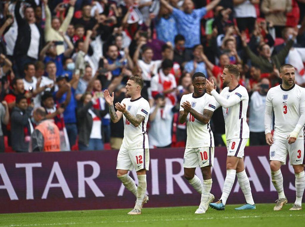 Inggris Vs Denmark, Shearer Pesan Tiga Singa Enjoy Saja