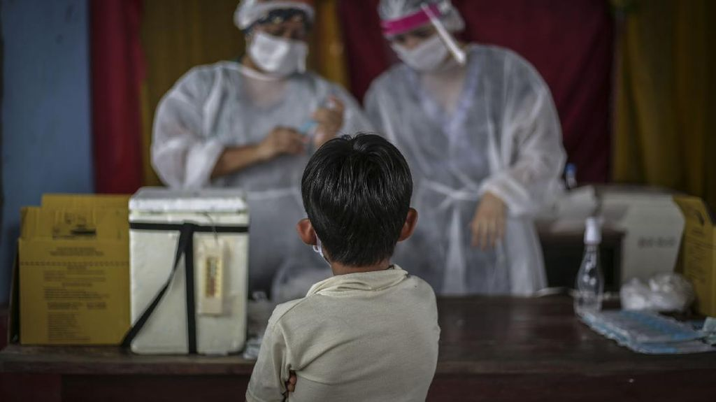 Ini Deretan Negara yang Sudah Vaksinasi COVID-19 untuk Anak