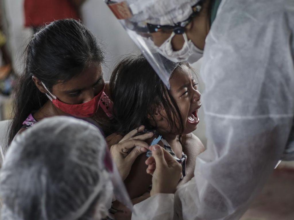 Kematian COVID-19 Anak RI Tertinggi Sedunia, IDAI Ungkap Penyebabnya
