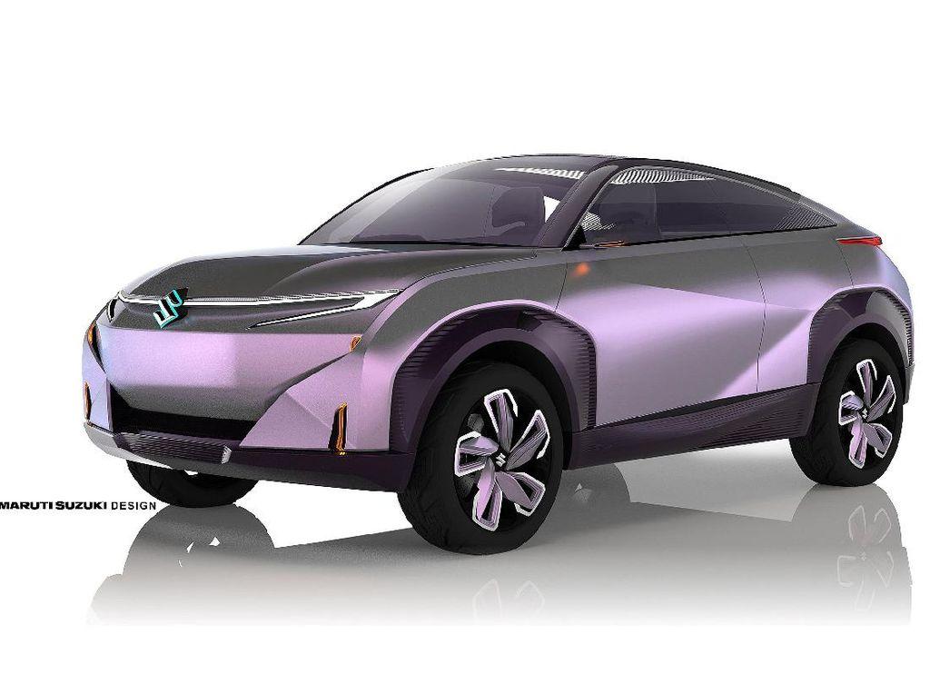 Suzuki Nggak Mau Ketinggalan Garap Mobil Listrik