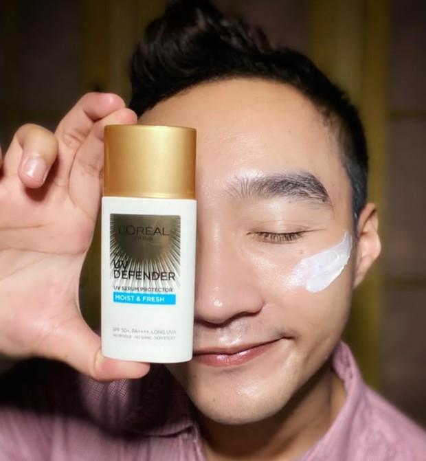Sunscreen, UV defender