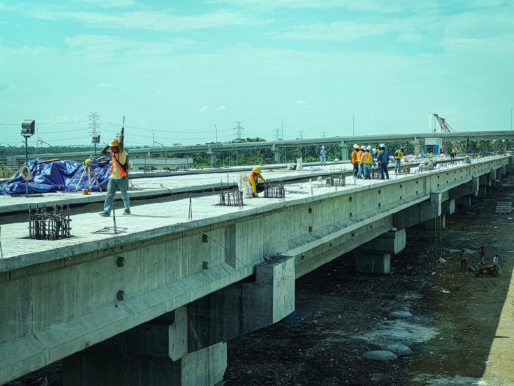 Capai 94%, Proyek Jalur Kereta Bandara Kulon Progo Dikebut