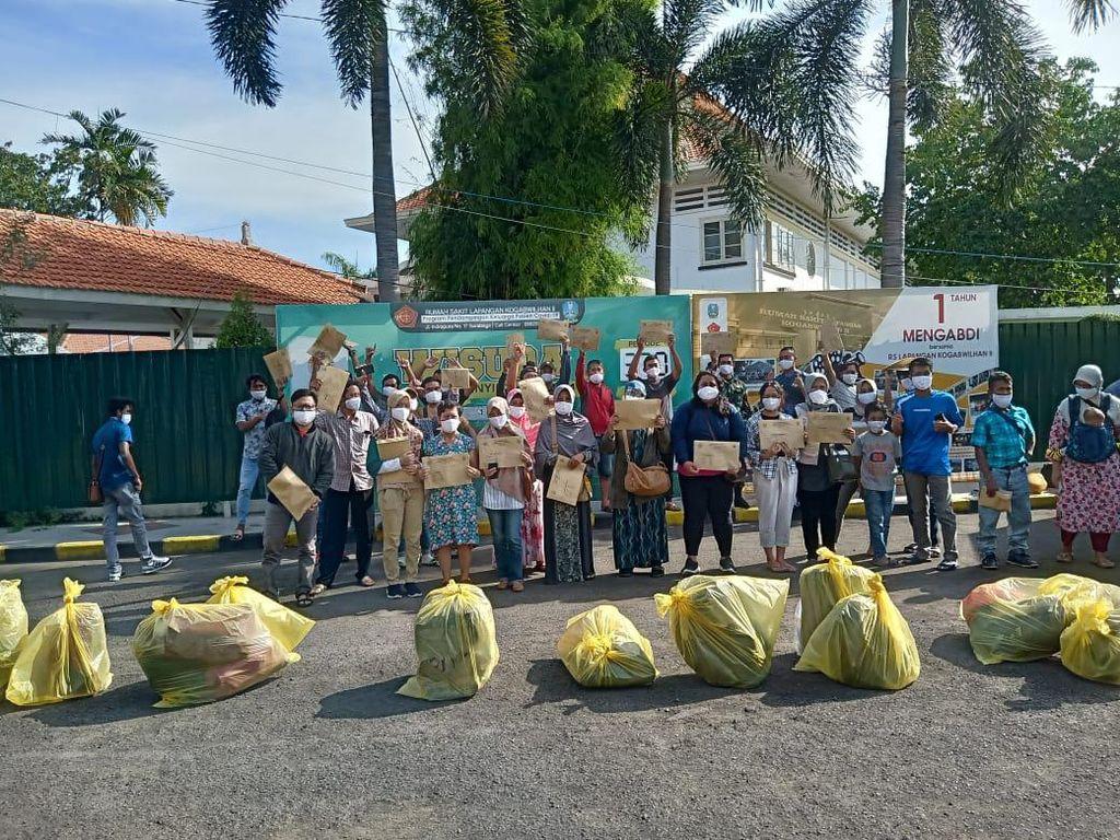 260 Pasien COVID-19 Asal Bangkalan yang Dirawat di RSLI Sembuh