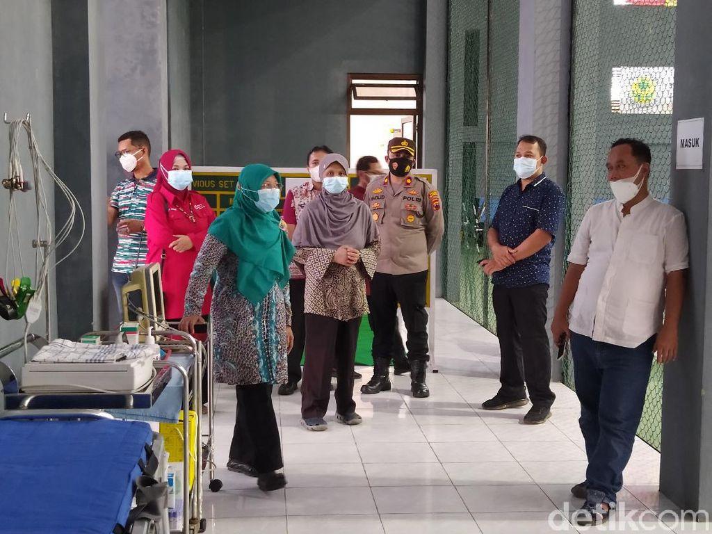 Pemkot Magelang Buka RS Darurat Corona Bersamaan Pemberlakuan PPKM Darurat