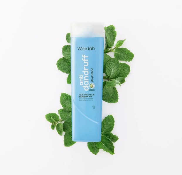 Wardah Antidandruff Shampoo