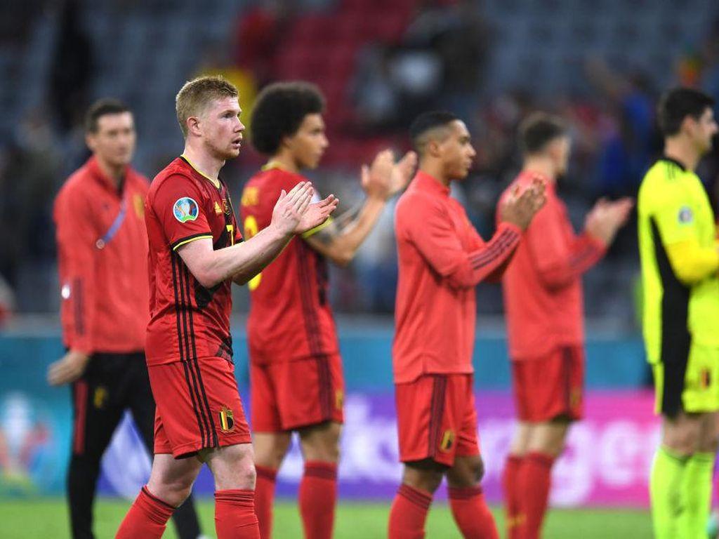 Euro 2020 Jadi Akhir Generasi Emas Belgia?