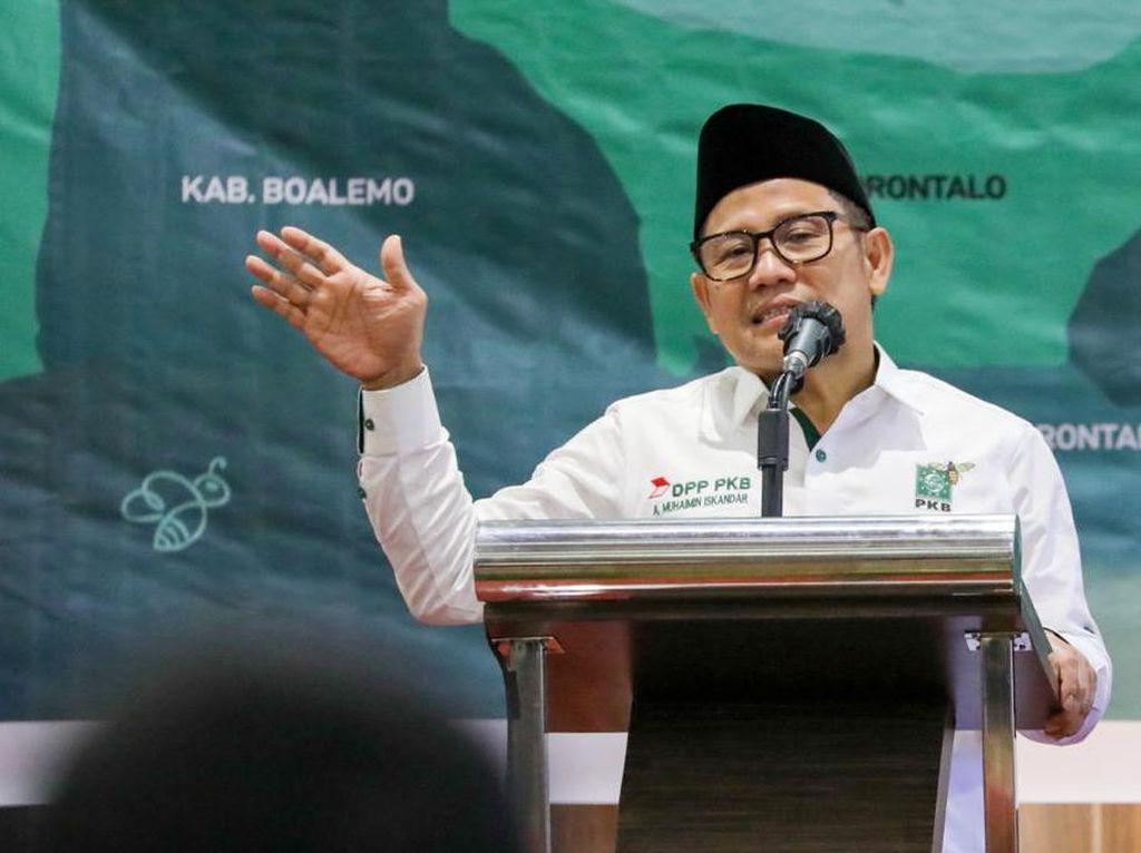 Hadapi COVID-19, Relawan Muhaimin Iskandar Dideklarasikan di Sambas