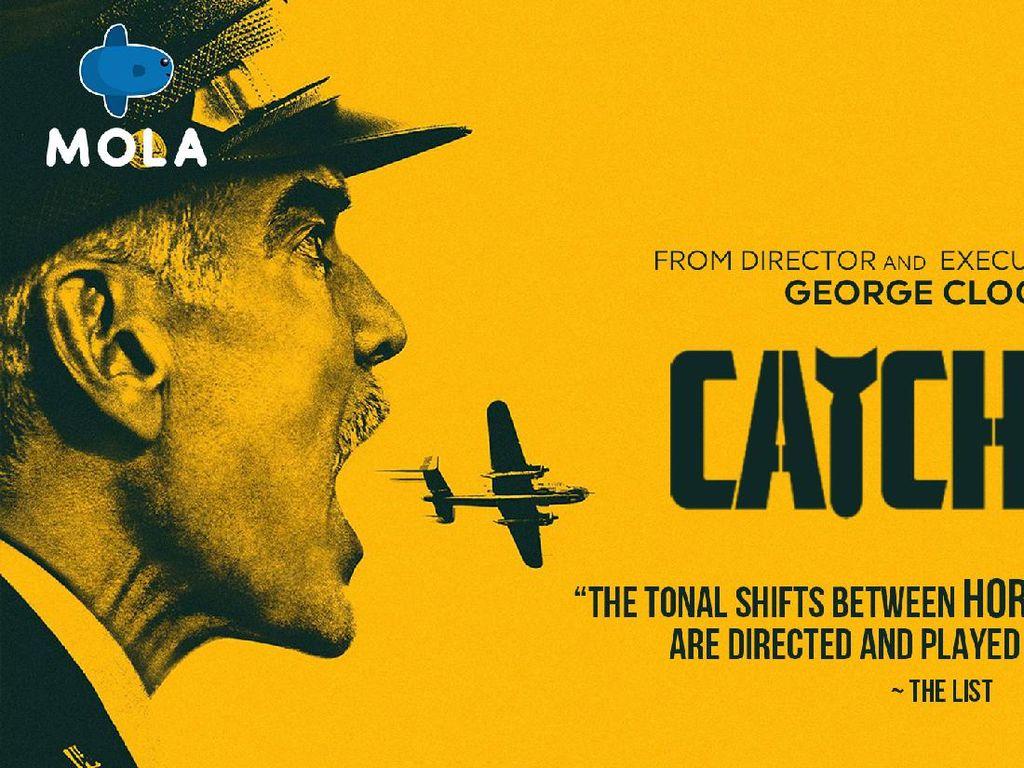 Catch 22: Perang Dunia II dalam Komedi Pasukan Angkatan Udara AS