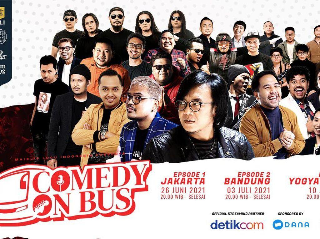 Gratis! Tonton di Sini Comedy On Bus Episode Surabaya