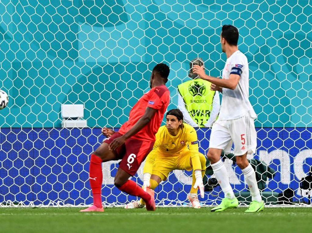 Rekor Gol Bunuh Diri Tercipta di Euro 2020