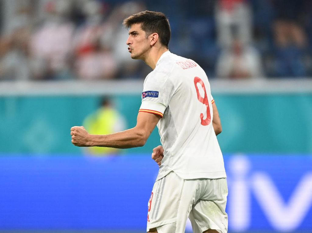 Spanyol Lolos ke Semifinal Euro 2020, Moreno: Memang Pantas, kok!