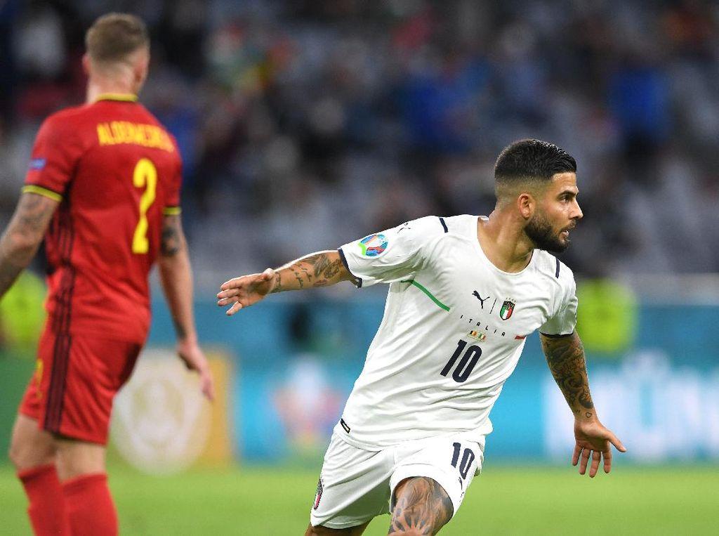 Jadwal Semifinal Euro 2020: Italia Vs Spanyol, Inggris Lawan Denmark