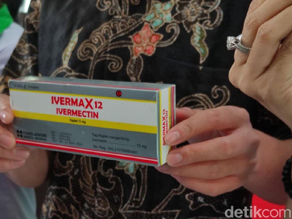 Sederet Efek Samping Berbahaya dari Penggunaan Obat Ivermectin