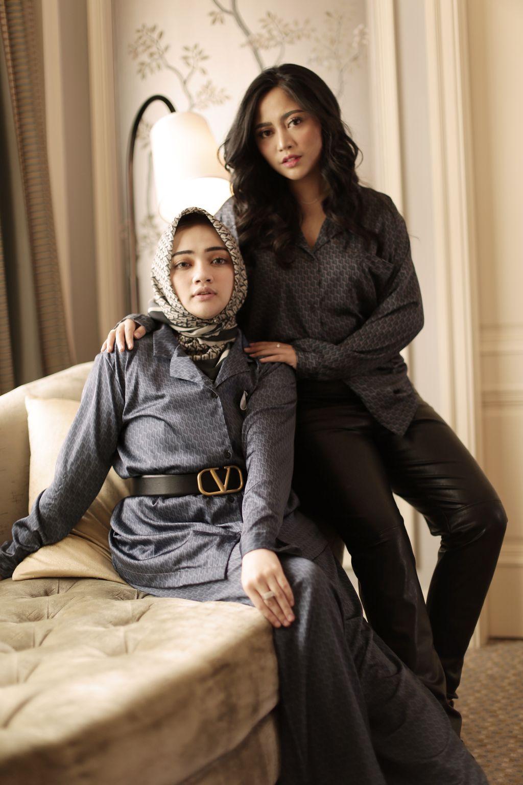 La Sabelle gaet Rachel Vennya sebagai Muse untuk koleksi Luxury Pajamas