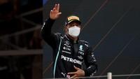Lewis Hamilton Ngaku Alami Long COVID, Ini Pesan Dirjen WHO