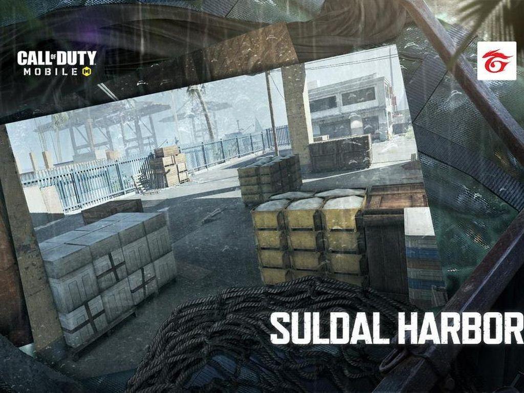 Map Baru Sudal Harbor Kini Hadir di Garena Call of Duty: Mobile