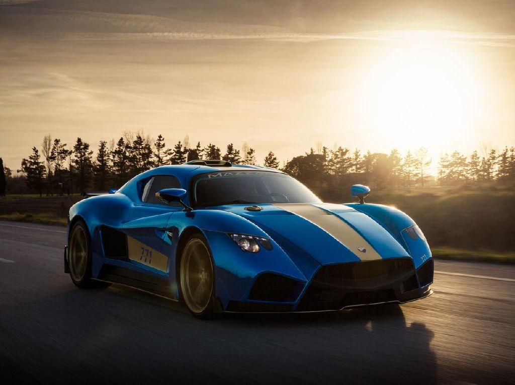 Banyak Orang Kaya, Indonesia Kedatangan Supercar Italia Penantang Lamborghini