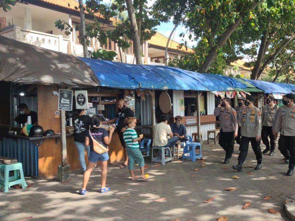 Hari Ke-1 PPKM Darurat Bali, Sejumlah Objek Wisata Buka-Resto Layani Dine In