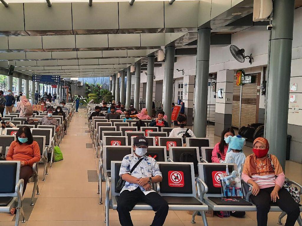 Libur Idul Adha, Daop 1 Jakarta Hanya Berangkatkan 4-6 KA Jarak Jauh