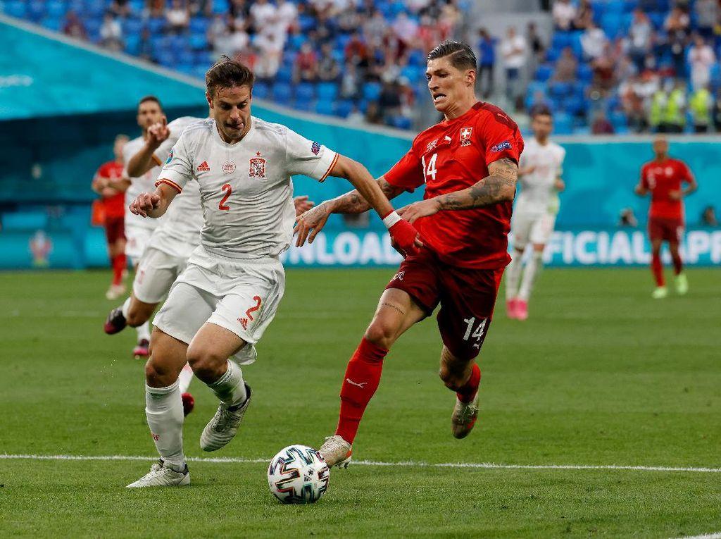 10 Fakta Usai Laga Swiss Vs Spanyol di Piala Eropa 2020