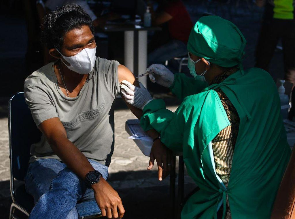 Ada Layanan Vaksinasi COVID-19 Gratis di Stasiun Gambir