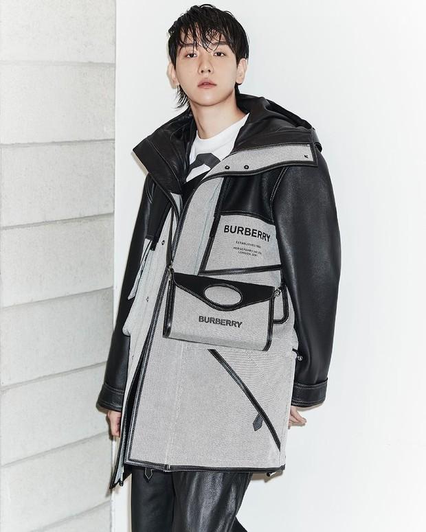 Baekhyun EXO/Sumber:instagram.com/baekhyunee_exo