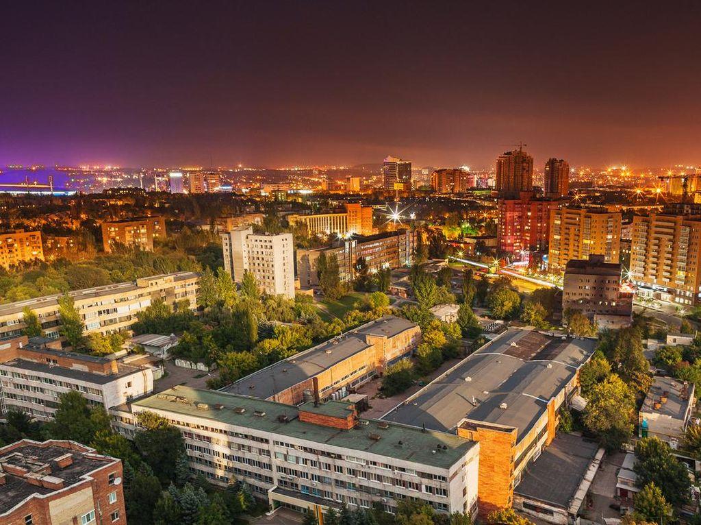Jangan Salah, Ini New York Tapi di Ukraina