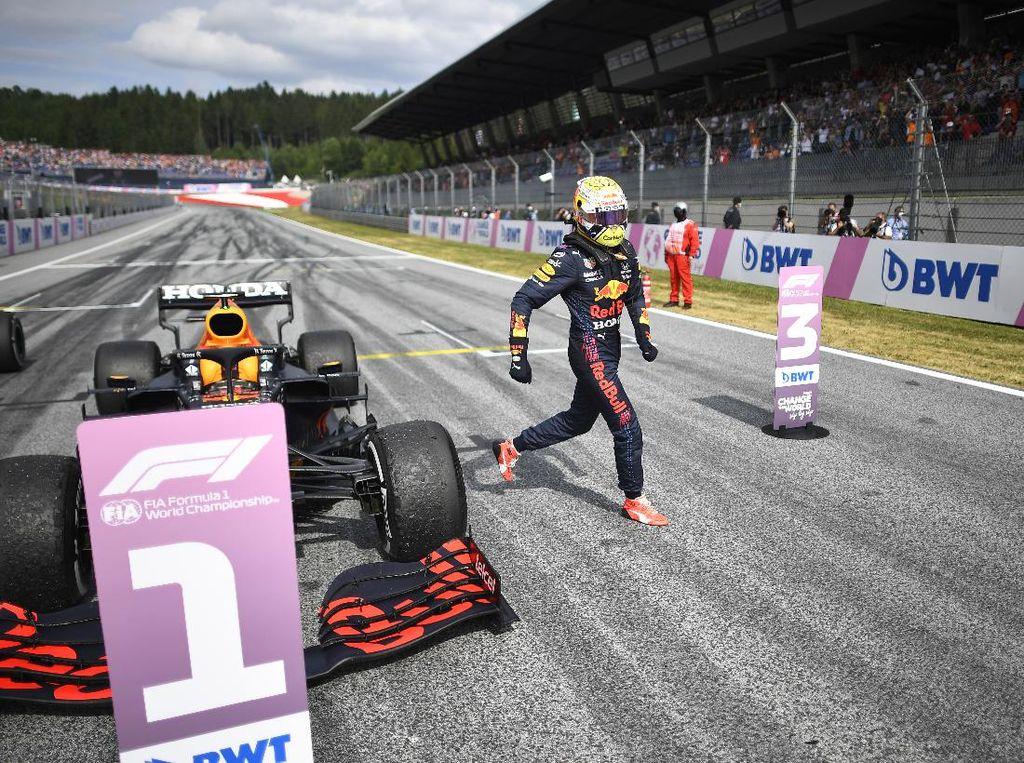Hasil F1 GP Austria 2021: Verstappen Pemenangnya, Hamilton Keempat