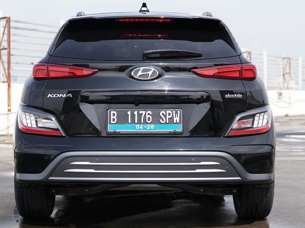 Tes Fitur Anti Kecelakaan di Hyundai Kona Electric 2021