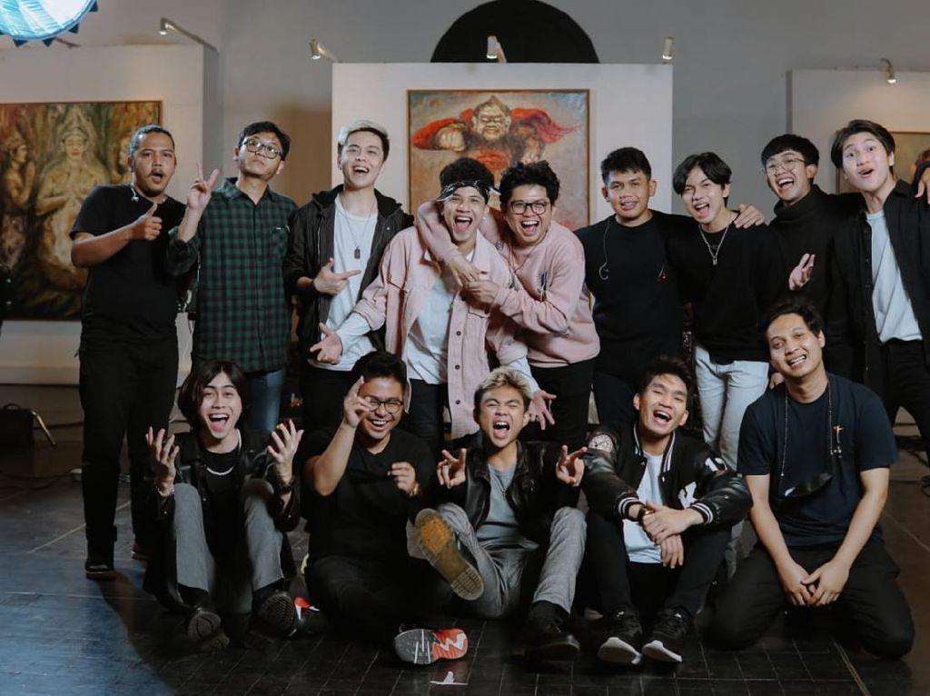 Lagu Lantas Buka Jalan Juicy Luicy Kolaborasi dengan Un1ty