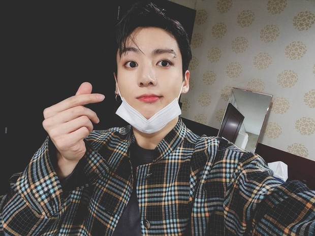Jungkook/Foto:instagram.com/jungkook_bighitentertainment