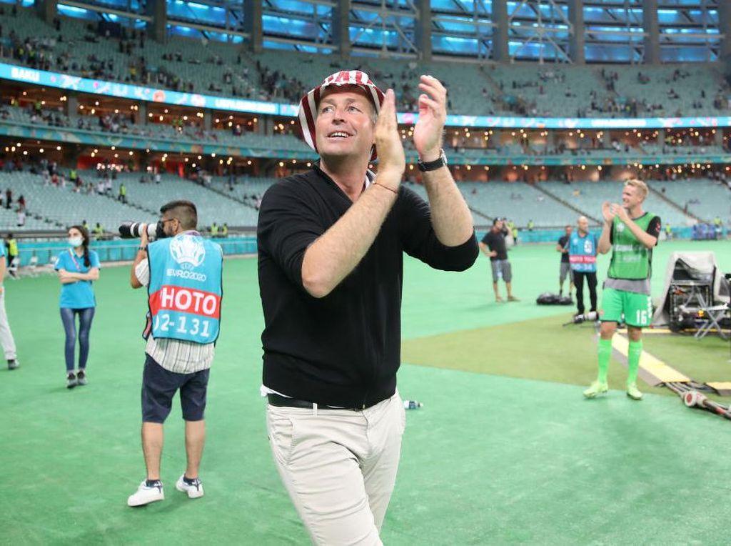 Pelatih Denmark Tak Mau Lagi Bahas Momen Juara Euro 1992