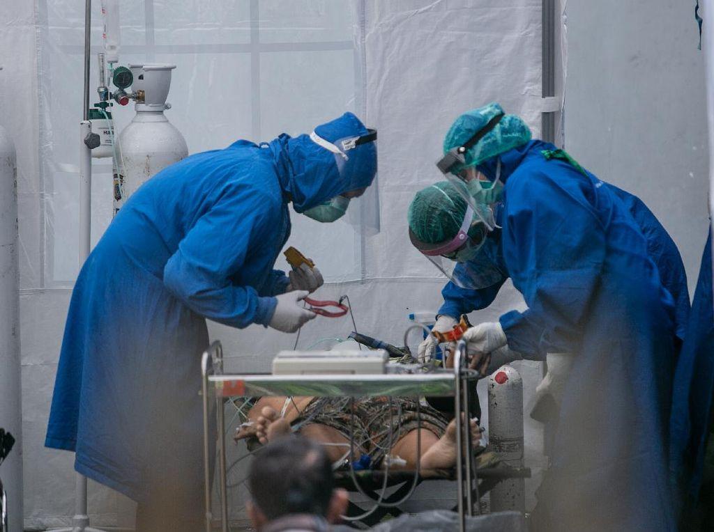 Krisis Stok Oksigen, Puluhan Pasien di RS Dr Sardjito Meninggal