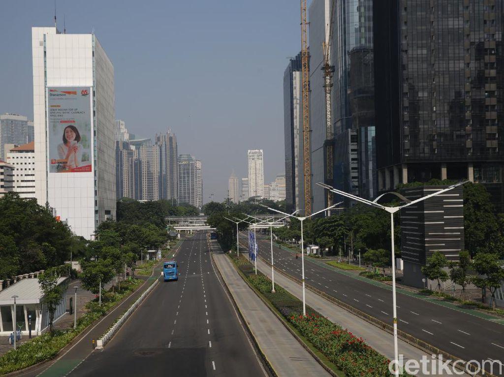 PPKM Darurat di Jakarta, Ingat! Ini Aturan Berkendaranya