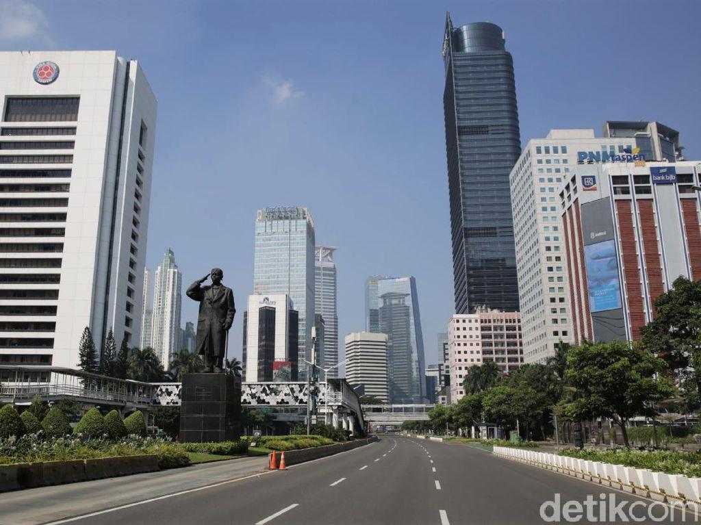 Syarat Keluar-Masuk Jakarta Selama PPKM Darurat