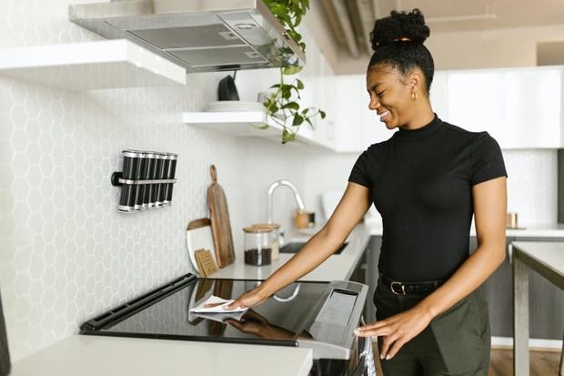 Merapikan rumah agar produktif