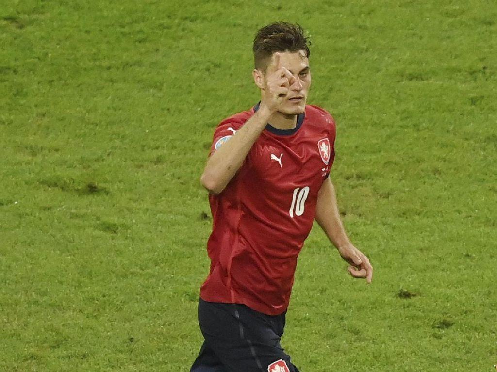 Top Skor Euro 2020: Schick Samai Jumlah Gol Ronaldo