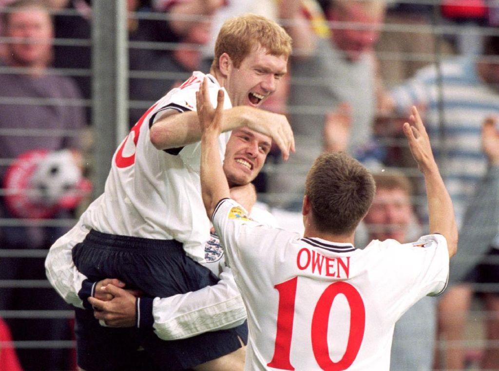 21 Tahun Lalu Beckham-Scholes, Kini Shaw-Maguire