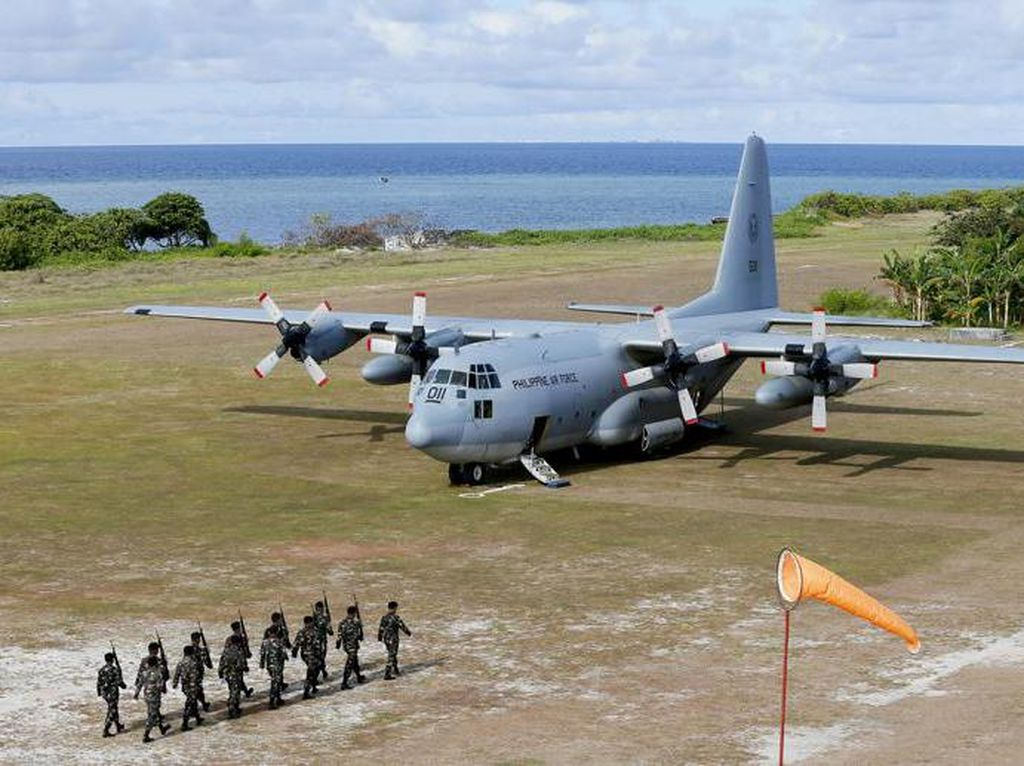 Kecelakaan Pesawat Militer di Filipina, 17 Orang Tewas